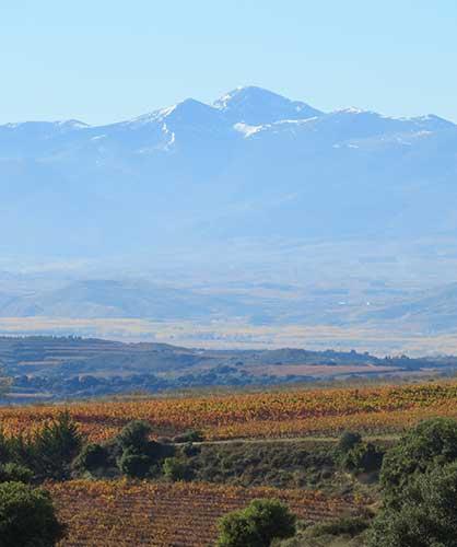 Sur, Sierra de la Demanda / South, Sierra de la Demanda / 南面是德曼达山脉